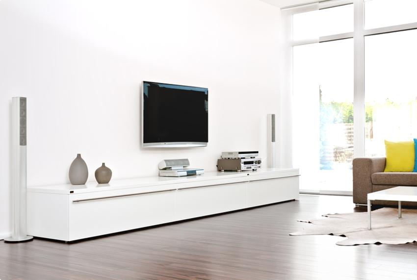 Design lowboard weiß hochglanz  TV Lowboard weiß Hochglanz kaufen – Zuerst Checkliste lesen – elauelue